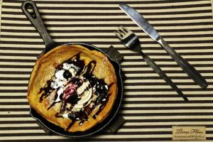 """新しいパンケーキ""""ダッチベイビー""""のレシピをご紹介します!"""