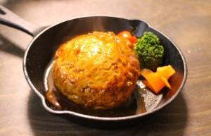 いつものハンバーグをちょっと贅沢に!冷凍卵入りハンバーグのレシピをご紹介します♪