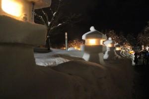もうすぐ雪灯籠まつり!山形の冬についてご紹介します♪