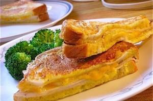 ちょっと優雅な朝食はいかがですか!カナダ生まれのサンドイッチ「モンティクリスト」