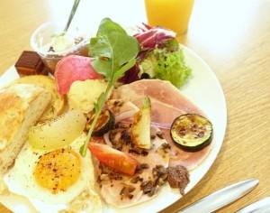 世田谷美術館内のおしゃれカフェ『セタビカフェ様』