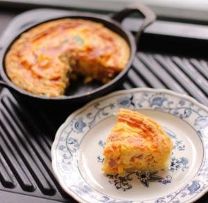 野菜たっぷりで栄養満点!キッシュのレシピをご紹介します!