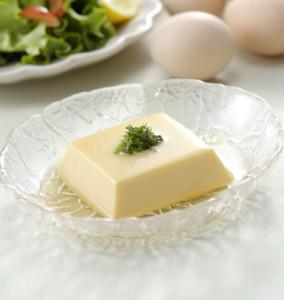 10(とう)2(ふ)の日に玉子豆腐の起源を知ろう!