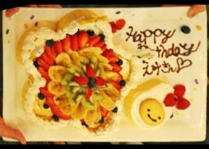 ufu uhu gardenプレミアムロールケーキの簡単で豪華アレンジ方法!!