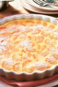 フランスの家庭焼き菓子~みかんのクラフティ~