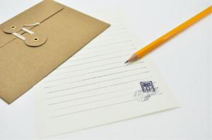 大切な人に手紙を書いてみませんか?