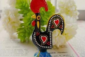 奇跡と幸運を呼ぶニワトリ!ポルトガルの伝統工芸品「ガロ」をご紹介します!