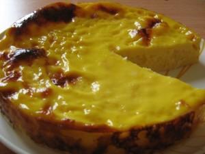 イタリアの代表的お菓子「トルタ・ディ・リーゾ(お米の卵タルトケーキ)」