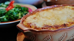 トースターでできるオムライスグラタンのレシピをご紹介します!
