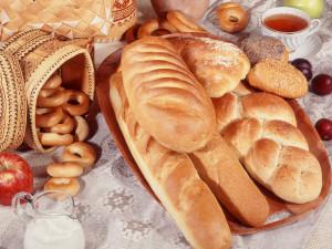 今日はパン記念日