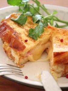 朝食にオススメ!たまごを使ったトーストレシピ