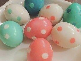 キャラ弁・行楽弁当に入れてHAPPY!かわいい水玉たまごの作り方