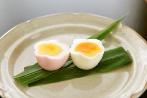 江戸時代に生まれた可愛いゆで卵アレンジレシピ「花卵」をご紹介します!