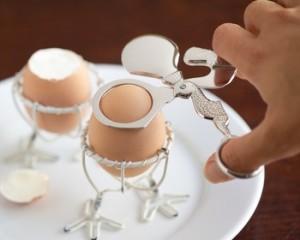 8月3日はハサミの日! 卵用ハサミ『エッグカッター』をご存知ですか?