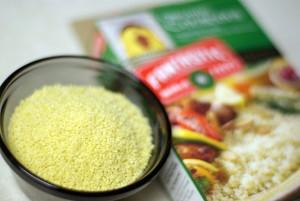 世界最小パスタ〝クスクス″レシピをご紹介します!!