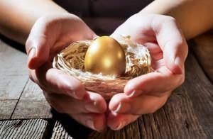 山形発!卵の昔ばなし『金色の卵』