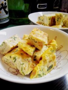 今日はイタリア料理の日!簡単、お手軽なフリッタータでイタリア気分を味わおう!