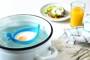 生たまご×ゴンドラ=ポーチドエッグ?!かわいい卵の船とは?
