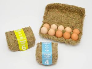 環境に配慮したものから即席で半熟ゆで卵が作れるものまで!世界の変わった卵パックをご紹介します。