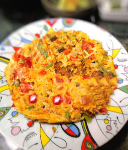 毎月十四日はひよこの日!意外と知らないひよこ豆と紅花たまごでスパニッシュオムレツを作ろう!