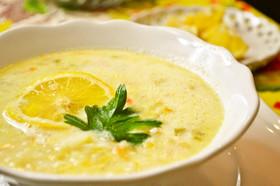紅花たまごとレモンのスープで寒さと風邪を吹き飛ばそう!