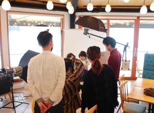 「生で食べたい 食べてご卵。」の8代目となるパッケージキッズモデルの撮影会を行いました!!