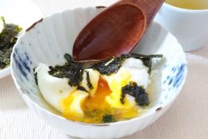 江戸っ子レシピ!磯菜卵と煎り酒をご紹介!