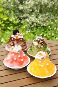 6月スタート!夏はウフウフファームのシェーブアイスがおすすめです!