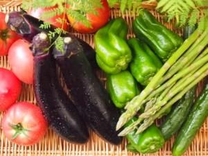 暑い夏は新鮮な紅花たまごと旬の夏野菜で乗り切りましょう!