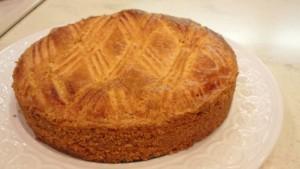 フランスの有名お菓子〝ガトーバスク″