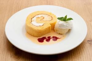 今日はロールケーキの日!ufu uhu gardenのロールケーキはいかがでしょうか?