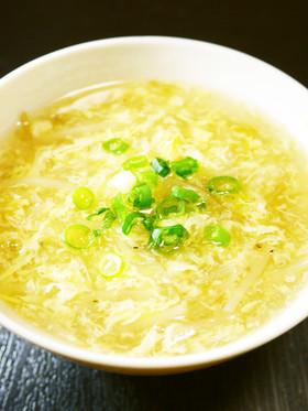 良いたまごスープ