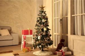 本日はクリスマスイブ!本物のたまごの殻でクリスマスオーナメントを作ってみよう!